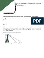 Ejercicios de Matematicas 2