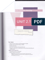 Unidad 2.1 Planificaciòn de Los Recursos Humanos