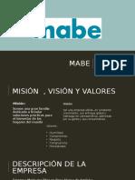 caso 1 Mabe
