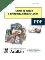 Apuntes de dibujo e interpretacion de planos - Acatlan.pdf