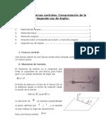Tema 4. Bloque II. Fuerzas Centrales y 2ª Ley Kepler
