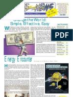 Watt Watchers Newspaper - Fall 2005
