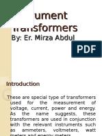 Instrument Transformers