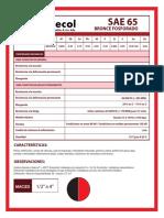 Catalogo Bronce Fosforado Propiedades Mecanicas
