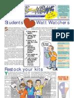 Watt Watchers Newspaper - Fall 2006