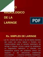 Clase Laringe Faringe 2