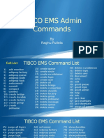 Ems Commands