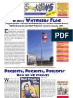 Watt Watchers Newspaper - Winter 2007
