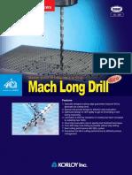 189_Mach Long Drill