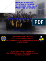 Microbiologia General Enfermeria Unidad I - Aspectos Generales de La Microbiologia (Enero 2016)