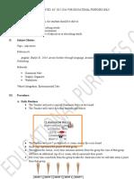 English Semi-Detailed Lesson Plan (Adjectives as Describing words).docx