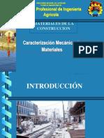 Caracterización Mecánica de Materiales