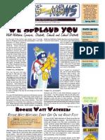 Watt Watchers Newspaper - Spring 2009