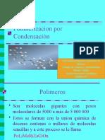 Polimerizacion por Condensación
