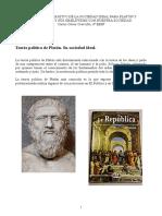 La sociedad ideal para Platón y Aristoteles
