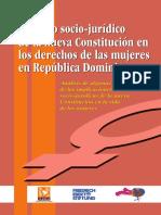 Impacto Socio-juridico de La Nueva Constitucion