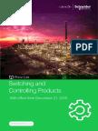 Schneider Contactors Pricelist Dec2015