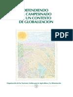 Campesinos y Globalizacion