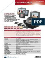 Dblatt Rollei PDF-S240 SE de 10240