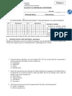 CLASE 7 - EVALUACION N° 4 - PRUEBA DE CONTENIDOS