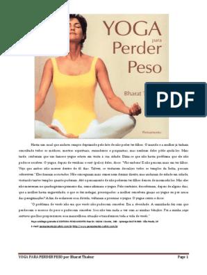 Yoga para adelgazar pdf converter