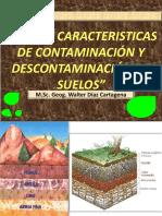 Contaminación y Descontaminación de Suelos