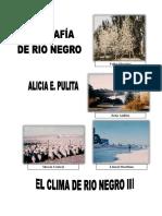 Nº III El Clima de Rio Negro Act