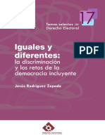 Iguales y Diferentes Libro PDF