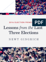 2016 Election Principles