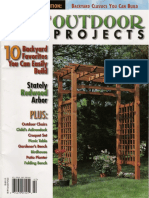 Outdoor Projects - Summer 2004