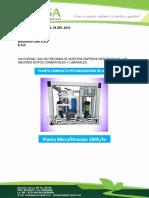 Bio Control Care Filtro Micro-ultrafiltración