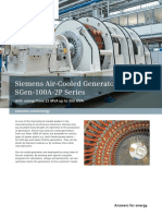 Siemens Air Cooled Generators Sgen 100a 2p Brochure En