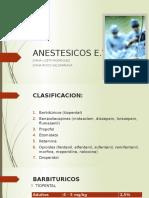 Anestesicos Ev