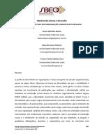 Orientação Sexual e Inclusão Um Estudo de Caso Em Uma Organização Varejista de Fortaleza