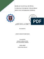 Juarez Iman - OMC