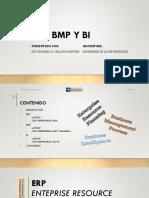 ERP, BMP Y BI