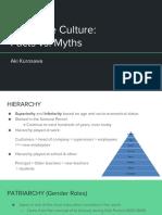wlc212 cultural presentation