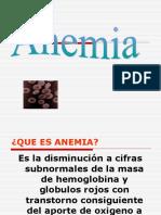 Unidad IV. Anemias