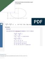 Geometria Analítica Apol 5 Uninter