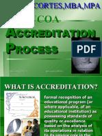 MELJUN CORTES - PACUCOA Consultancy Accreditation