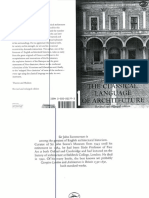 06. John Summerson - Classical Language of Architecture