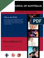 Music Forum Media Kit May 2010