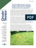 Fungicidas soja