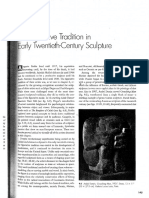 HH Arnason - The Figurative Tradition In Early 20th Century Sculpture (Ch. 09)