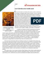 Violencia en Colombia Años Ochenta