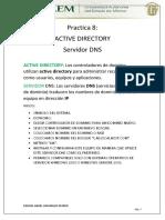 Practica8 (Active Directory)