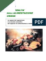 Armando D'Elia - Miti e Realtà Dell'Alimentazione Umana