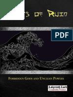 Black Streams Cults of Ruin (8918312)