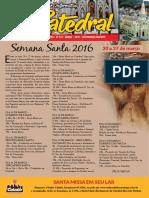 Informativo - MARCO 2016 Catedral (1)