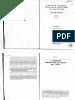 8 - Braudel - Divisões do tempo e espaço - Fernand Braudel.pdf